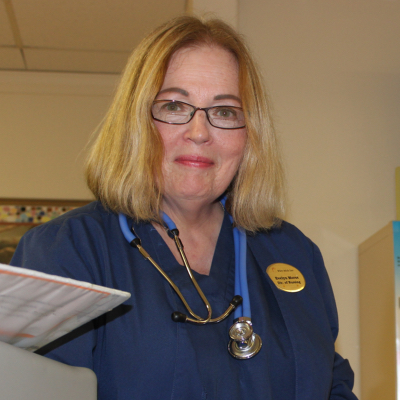 Evelyn Morse RN - Director of Nursing